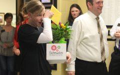 Shelly Parks is Awarded FHSD Teacher of the Year