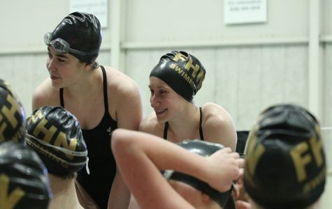 1-29 Varsity Girls Swim vs. FZS [Photo Gallery]