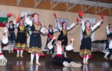 Michaela Mihova Carries her Family Traditions Through Bulgarian Dancing