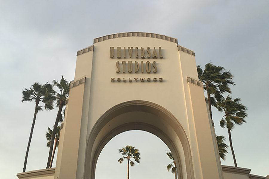 Jamie Sneed likes to spend her time at Universal Studios Hollywood.