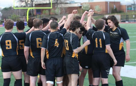 Howell Force rugby team prepares for play against CBC