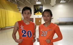 Siblings Kira and Avery Ward have a Passion for Volleyball