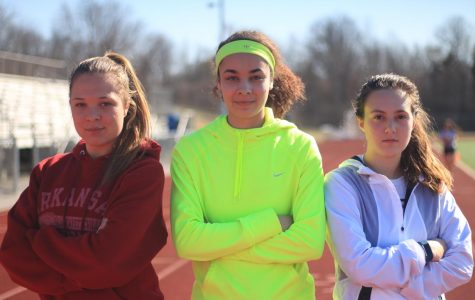 FHN Students Began Running in Track Through a Club Team Before High School