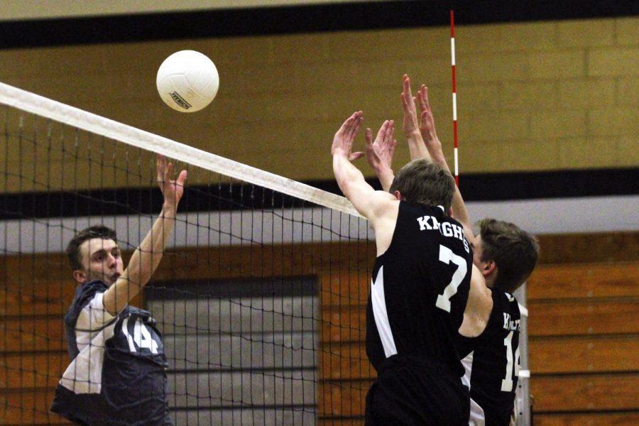 3/22 Varsity Boys Volleyball vs. Fort Zumwalt North [Live Broadcast]