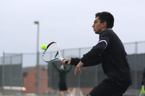 4-12 Boys Tennis vs FZE [Photo Gallery]