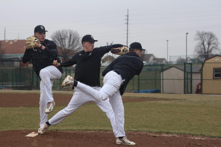8. Senior Sam Grace is One of the Top Pitchers in the State of Missouri