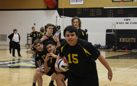 Boys Volleyball Goes Into Season Focusing on Teamwork