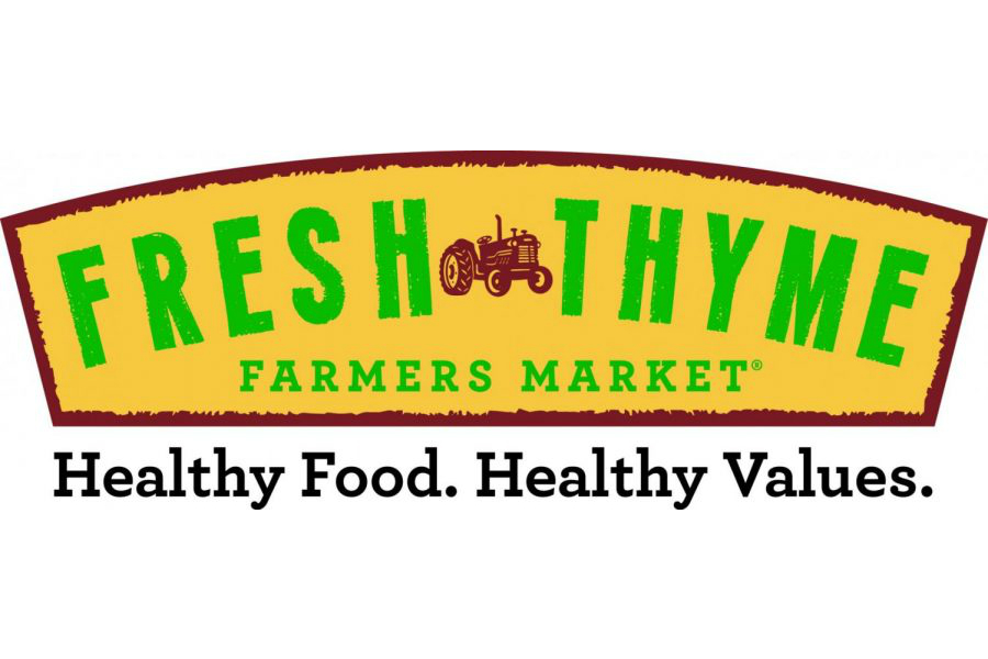 Fresh Thyme had its' grand opening on March 14. Fresh Thyme is an organic food store full of groceries for everyone. (photo submitted)