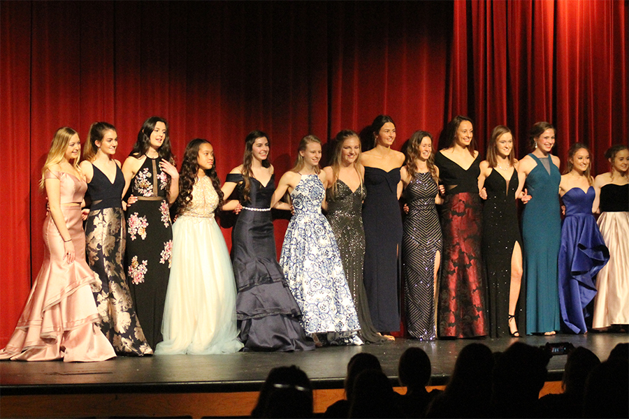 5. Prom Fashion Show Returns to Raise Money for Prom
