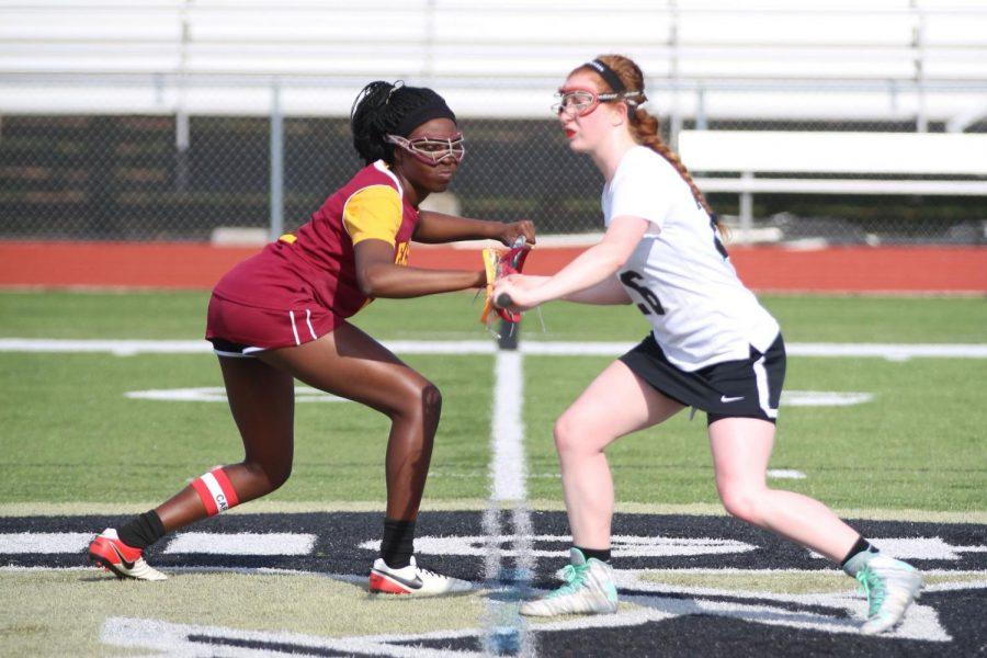 4-26 Varsity Girls Lacrosse vs. HZE [Photo Gallery]