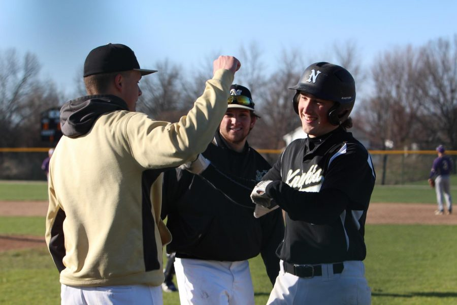 4-4 Varsity Baseball vs Troy [Photo Gallery]