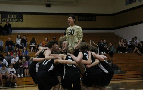 3-27 Boys Varsity Volleyball vs FZE [Photo Gallery]