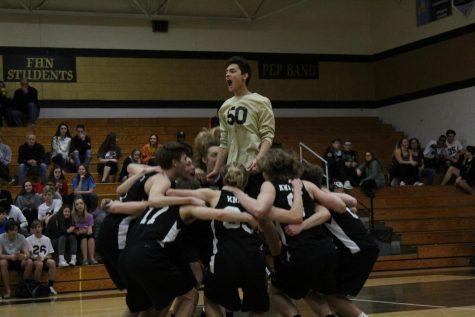 4-12 Varsity Boys Volleyball vs FHC [Photo Gallery]