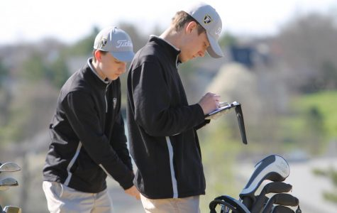 4-19 Boys Golf vs. HHS [Photo Gallery]