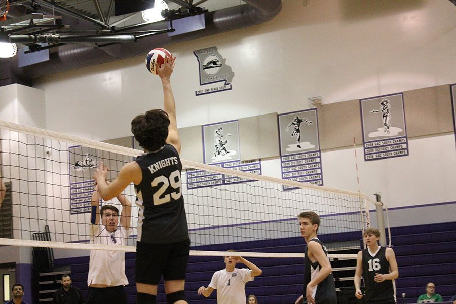 3-29 FHN vs FZW JV Boys Volleyball [Photo Gallery]