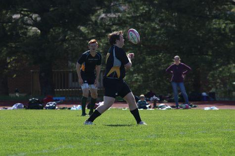 Senior Isaias Alvarado Transitions from Soccer to Rugby