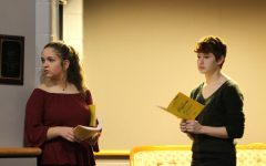 FHN Drama Club Spring Play Will Put on Two Shows in One Evening on April 12-14