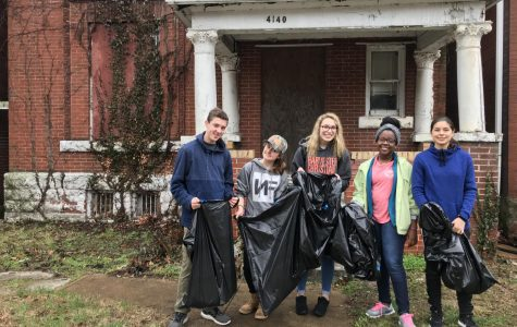 FHN Freshmen Attend Mission Trip to Inner City St. Louis