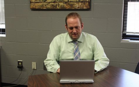 Head Principal Andrew Downs Leaves for FHC