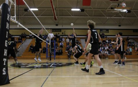 Boys Volleyball with High Hopes for Season After Strong Showing at Jamboree