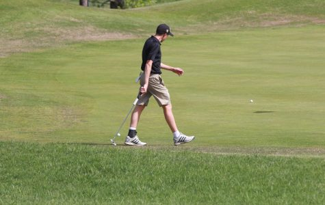 Thomas Bell Heading to Sectionals for Boys Golf