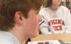 Sophomore Brendan Gannon Begins Term as Student Council President