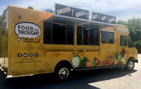 New Food Truck Available for Student Lunches