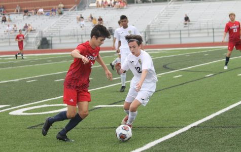 Cannon Murray Makes the Varsity Boys' Soccer Team as a Freshman