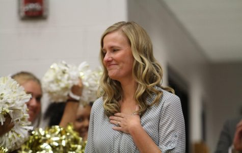 8. Shelly Parks Named Missouri Teacher of the Year