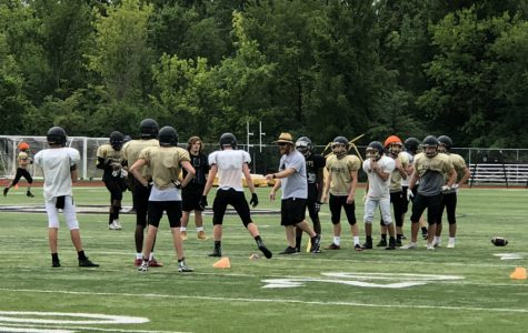 FHN Football Team Looks to Show Skills at Annual Jamboree and Black and Gold Day