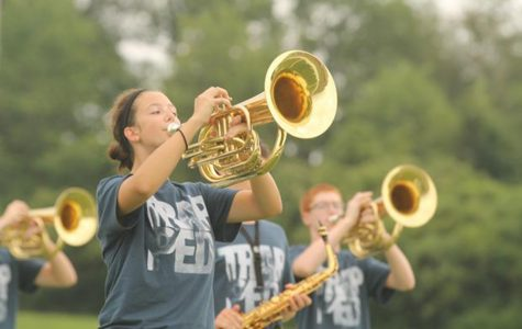 FHN Knightpride Marching Band Prepares for the Upcoming Season