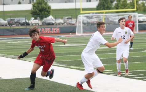 8-31 Varsity Boys Soccer vs. Liberty [Photo Gallery]