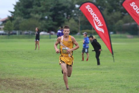 Boys Cross Country Excels at Koch Park