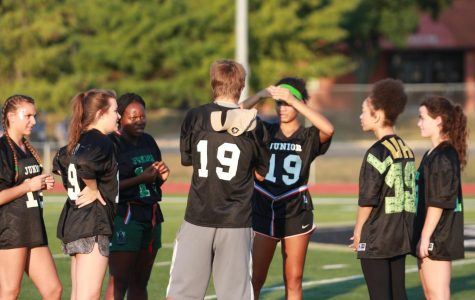 Annual Powderpuff Game to be Held on Sept. 12