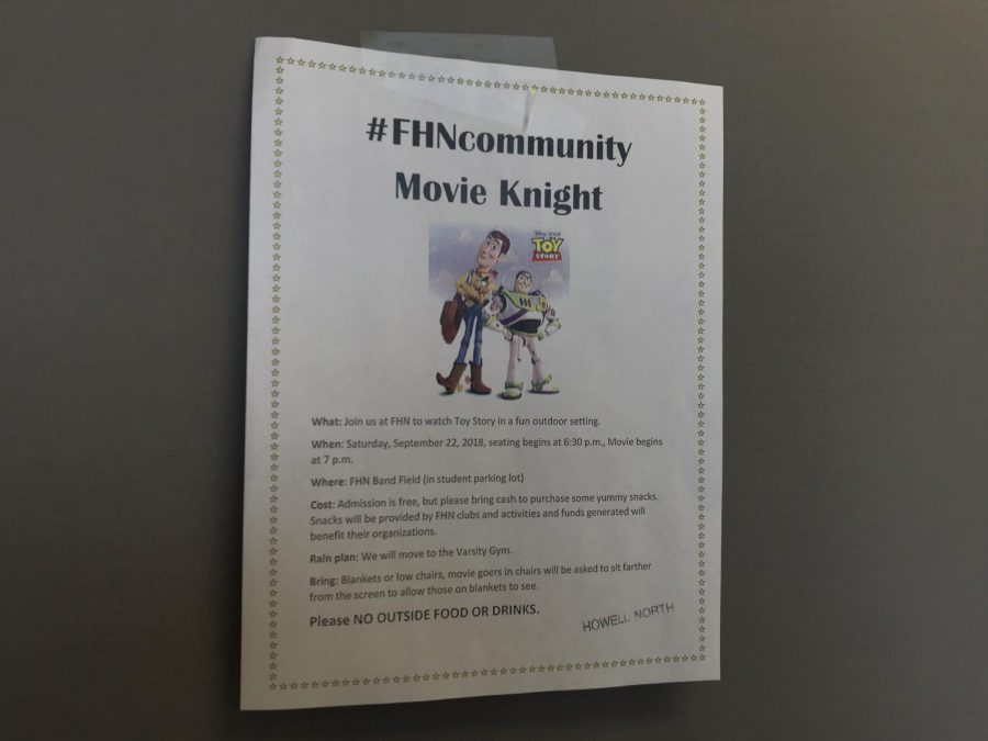 FHN Clubs Hold
