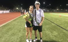 Seniors Dillon Lauer and Jada Adkinson Named Homecoming King and Queen