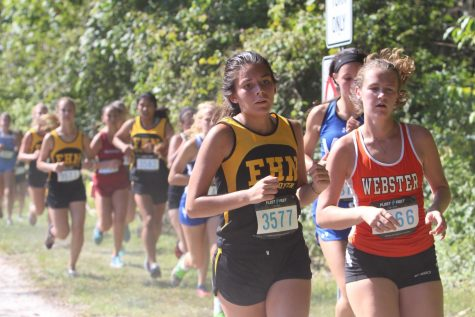 Natalia Salazar Moves from Nebraska and Joins Cross Country Team