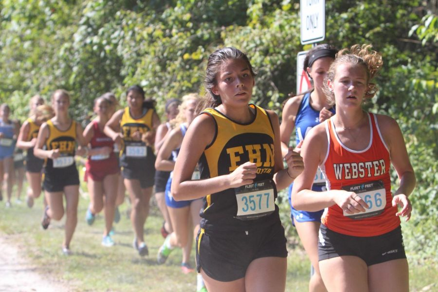 9-15 Girls Cross Country Sioux Passage Meet [Photo Gallery]