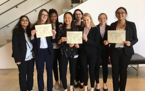 Model UN Attends First Conference
