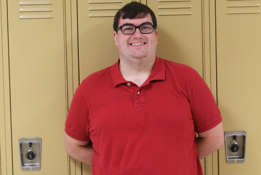 Chemistry Teacher Kyle O'Keefe returns to FHN after student teaching here last year. He returns as a teacher and the Assistant Director of the Drama Club.