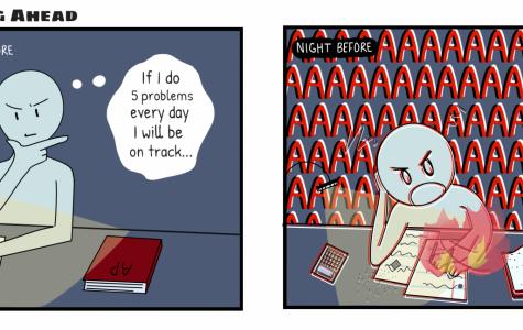 Planning Ahead [Comic]