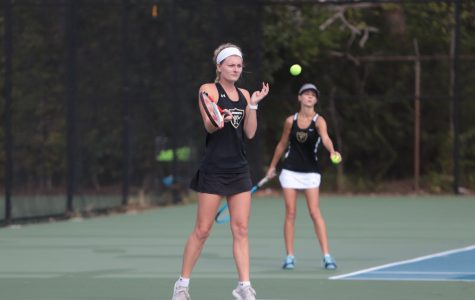9-21 Girls Tennis vs Howell [Photo Gallery]