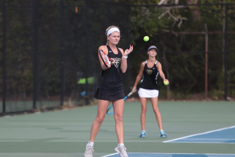 9-21 Girls Tennis vs Howell [Photo Gallery]