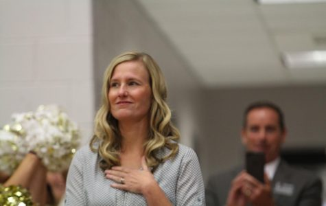 English Teacher Shelly Parks Wins the Missouri Teacher of the Year Award
