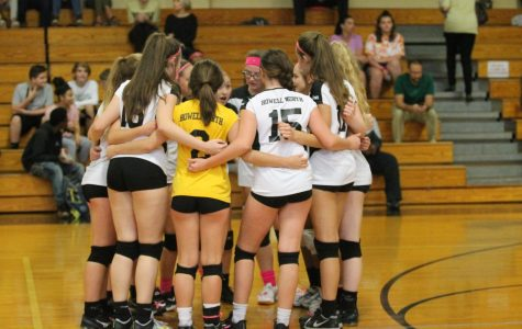 10-9 Freshmen Girls Volleyball vs. Howell [Photo Gallery]