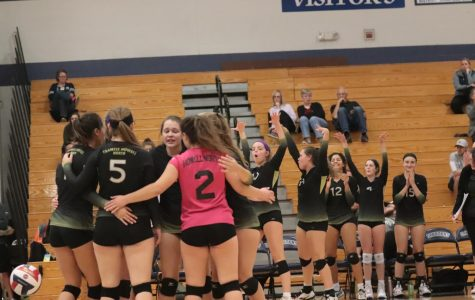 10-23 Varsity Girls Volleyball vs St. Dominic [Photo Gallery]