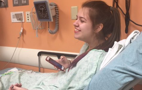 Junior Kailey Cripps Suffers From Kidney Stones