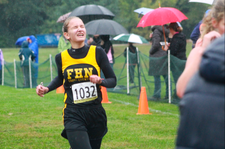 10-11 Girls Cross Country @ McNair Park [Photo Gallery]