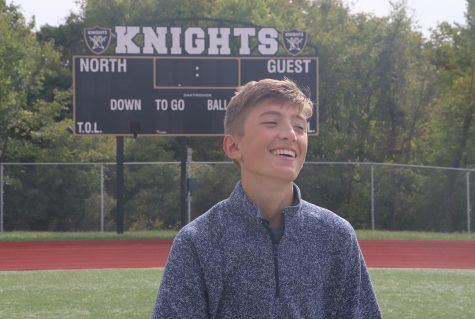 Hour With Lauer: Knights Cool Off the Flaming FZS Soccer Team