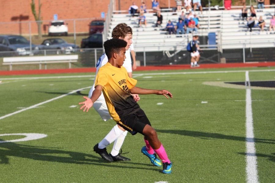 10-9 JV Boys Soccer vs. Francis Howell [Photo Gallery]